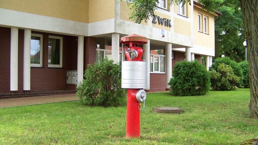 Zakład Wodociągów i Kanalizacji w Policach