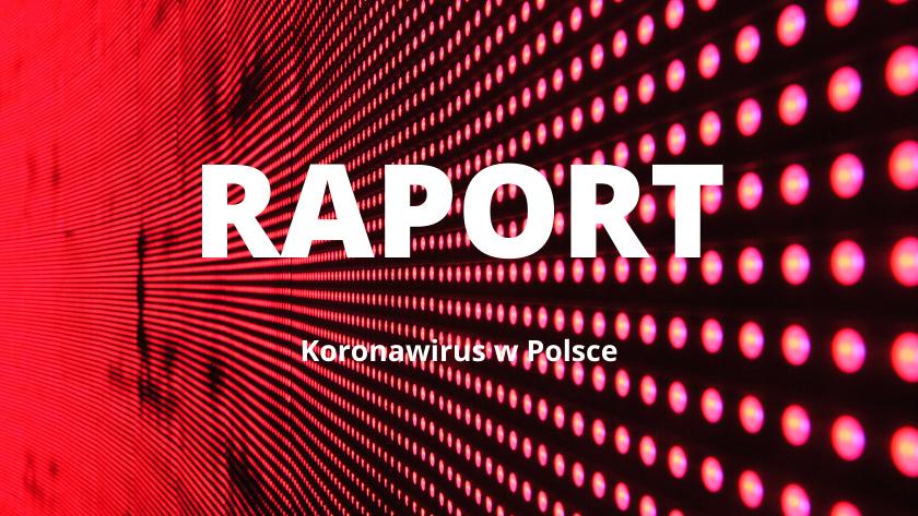 Koronawirus - raport